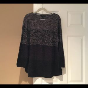 NWT Style & Co Tunic Sweater 3X